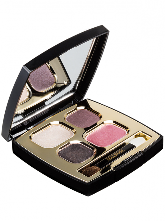 MALROSE JEWEL LIGHT EYE SHADOW - Pink Purple