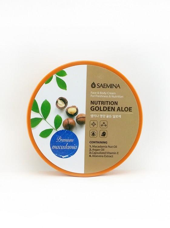 Saemina Nutrition Golden Aloe Cream