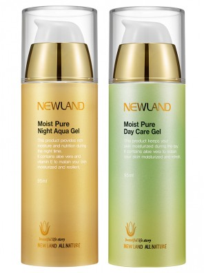 Newland Moist Pure Day and Night Care Set