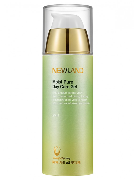 Newland moist pure day aqua gel