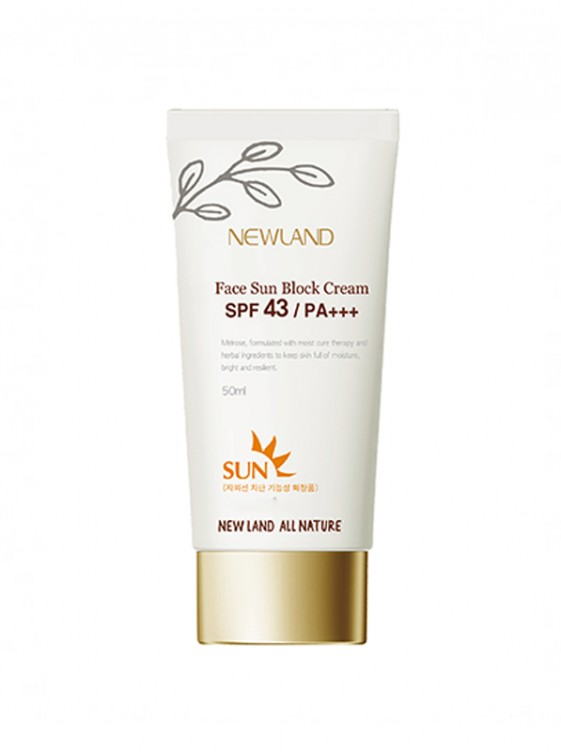 Newland Face Sun Block Cream